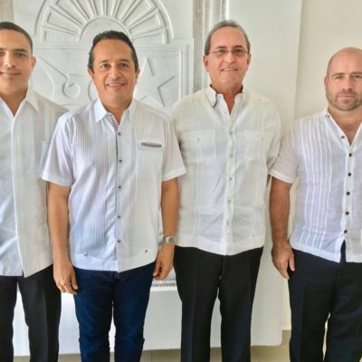 SE REÚNE CARLOS CON PRI Y PVEM: Dan partidos respaldo al Gobernador contra la violencia y en pro de recuperar la paz social