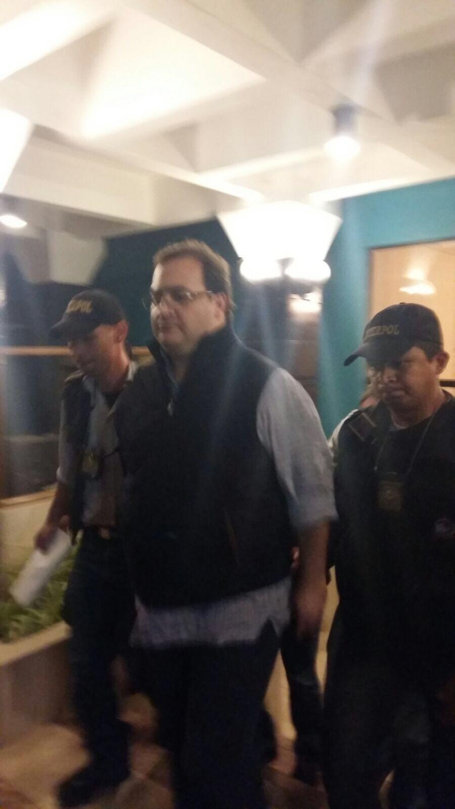 DETIENEN A JAVIER DUARTE EN GUATEMALA: Ex Gobernador de Veracruz fue capturado con ayuda de la policía del país vecino, informa PGR