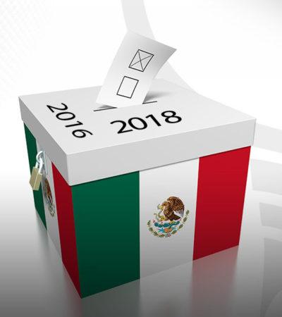 PARADIGMAS  | Morena, PAN, PRD y PRI hacia el 2018 | Por Jaime Farías Arias