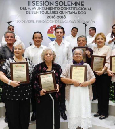 """""""NO DESCUIDEMOS NUESTRO PARAÍSO"""": En el 47 aniversario de Cancún, se reconocen 'descuidos', desigualdades e inseguridad"""