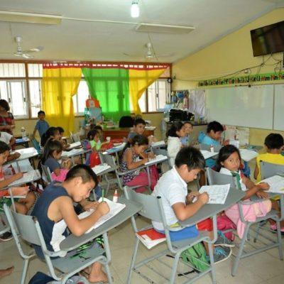 FIN DE VACACIONES: Regresarán a clases 435 mil alumnos tras receso de Semana Santa