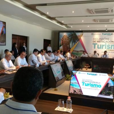 INSTALAN COMISIÓN DE TURISMO DE LA CONAGO: Gobernadores fijan la agenda temática con 10 prioridades