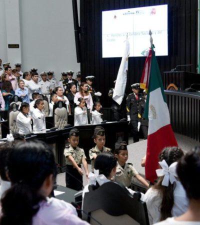 Otorgará el Congreso becas educativas a los 26 diputados infantiles