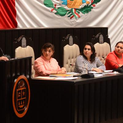 Revisará Congreso propuesta para crear instituciones de cultura, de la juventud y de la etnia maya.