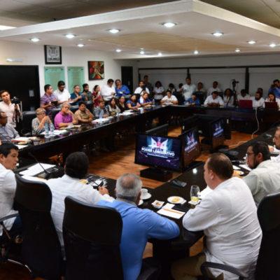 Trabajará Comisión en propuesta de ley de 'cuotas socialmente responsable' en el caso de CAPA