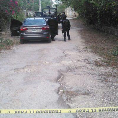 SUBE A 33 LA CIFRA DE EJECUTADOS EN CANCÚN: Confirman que era mujer la persona embolsada en la colonia Santa Anita