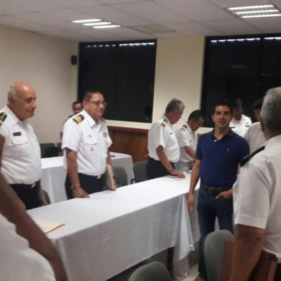 Comienza la transferencia de Capitanías de Puerto a la Secretaría de la Marina