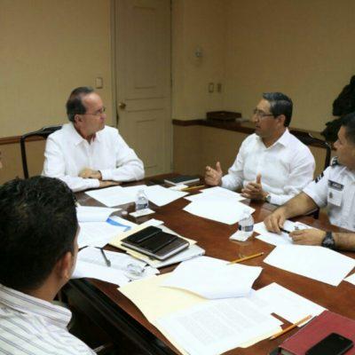 LE QUITAN MÁS ESCOLTAS A BORGE: Tras reunión de Comité, confirman retiro de 34 guaruras, pero le dejan 10 y 3 vehículos