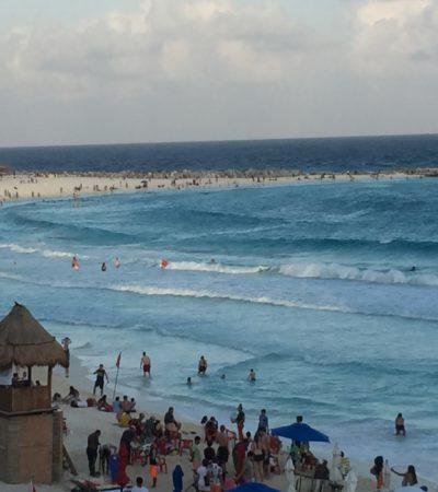 Turistas prefieren destinos de playa