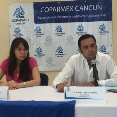 """""""ESTAMOS LLEGANDO A UNA SITUACIÓN LÍMITE"""": Dice Coparmex que continúa vigilando las acciones del nuevo Gobierno"""