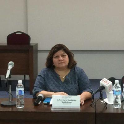 Urge participación ciudadana para combatir corrupción: Contadores