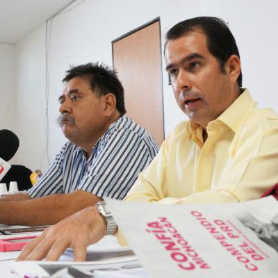 """Califica PRD de """"irresponsable"""" actitud del Alcalde Remberto Estrada de no permitir revisión de cuentas públicas de la administración pasada"""