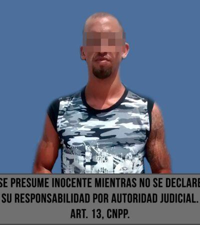 Detienen en Cancún a cubano por intento de abuso sexual contra una joven de 19 años