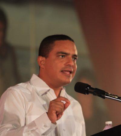"""Dice Raymundo King que es """"intolerable"""" la inseguridad y pide un mando único"""