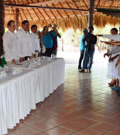 Rinde protesta nuevo Consejo Directivo de la AMPI para la Costa Maya y Chetumal