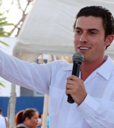 Anuncia Remberto Estrada obras de infraestructura urbana para la Región 102 de Cancún