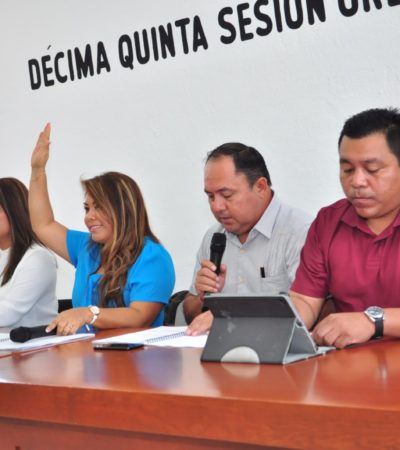 Autoriza Cabildo de Tulum clínica del IMSS para Chemuyil
