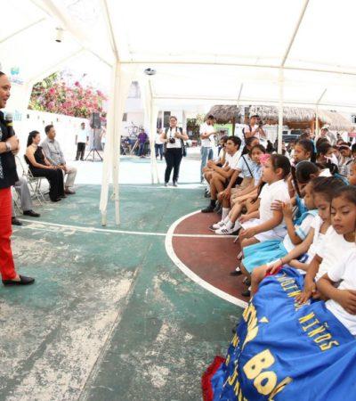 Arrancan en Playa la primer jornada nacional de la lucha contra el dengue, chikungunya y zika
