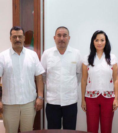 CAMBIO EN LA POLICÍA DE PUERTO MORELOS: Asume Gumersindo Jiménez Cuervo mando ante la renuncia de Michele Tanuz