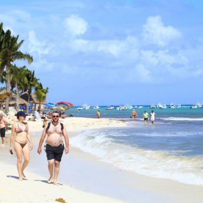 Alcanza la Riviera Maya ocupación de entre 95 y 100% durante Semana Santa