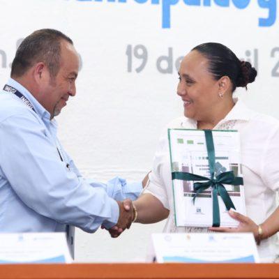 Inicia INEGI trabajos del Censo Nacional de Gobiernos Municipales y Delegacionales 2017 en Solidaridad