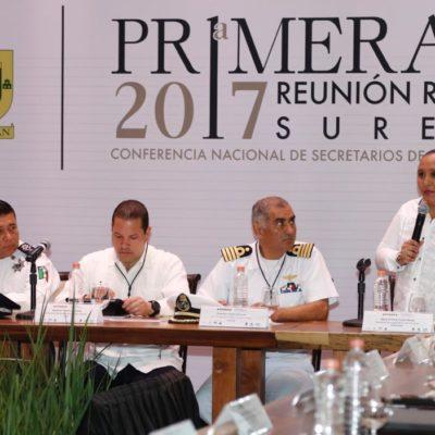 Dice Cristina Torres que recuperar la confianza de los ciudadanos es el principal reto en materia de seguridad