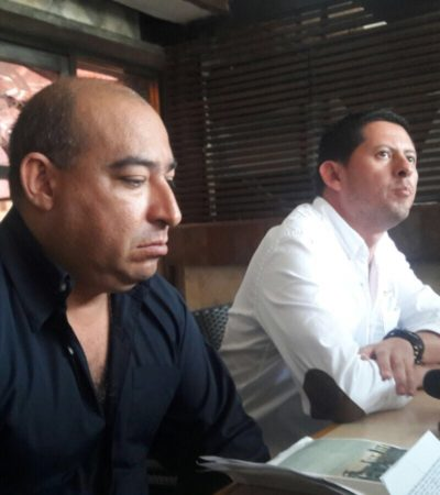 Acusa Jaime Rocha presiones e intentos de extorsión por asunto de espectaculares; pide regidor su destitución