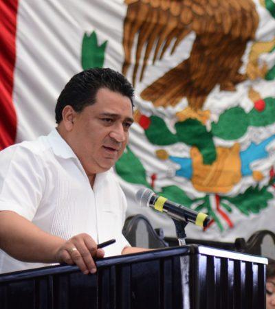 """Detención de Mauricio Rodríguez, parte de la lucha contra la impunidad; """"esperamos que se haga justicia"""": Eduardo Martínez"""
