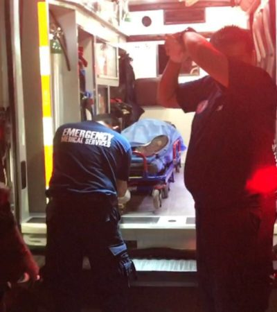 Emite Derechos Humanos medida cautelar para garantizar atención médica a reos heridos tras amotinamientos en cárcel de Playa del Carmen