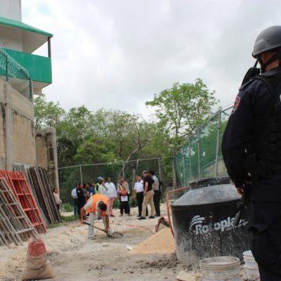 Tras motín en cárcel de Playa, refuerzan seguridad en Cereso de Cancún