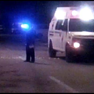 VIERNES DE BALAZOS EN PLAYA: Rafaguean vivienda en la Bellavista y atacan a ex regidora en las Palmas II; dos heridos