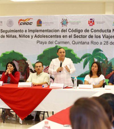 Se reúne Alcaldesa con cúpula sindical de la CROC y les pide apostar por la capacitación de sus trabajadores