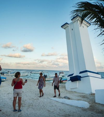 Ven a Puerto Morelos como un destino con gran potencial de crecimiento turístico