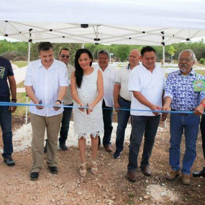 INVIERTEN EN ATRACCIÓN TURÍSTICA: Reinauguran Parque Familiar Cenote 'Yum Kin' por Leona Vicario