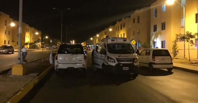 MANCHA VIOLENCIA CELEBRACIÓN DE CANCÚN: En el 47 aniversario de la ciudad, asesinan a 2 jóvenes en fraccionamiento Paseos del Mar