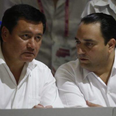 Rompeolas: Osorio Chong, el candidato del felixismo-borgismo