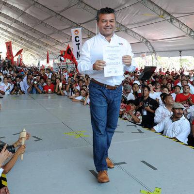 NUEVA DENUNCIA CONTRA 'MAU': Por presunta malversación de 200 mdp, presenta Cristina Torres otra querella contra el ex candidato a la gubernatura
