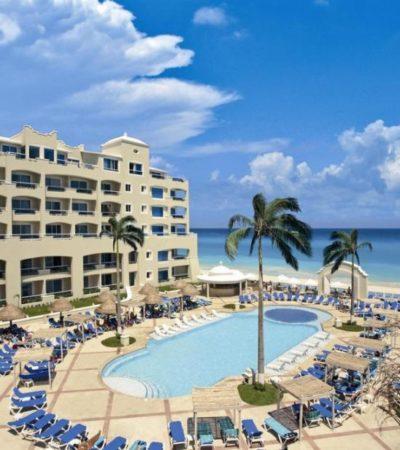 ASESINATO EN LA ZONA HOTELERA: Canadiense mata a golpes a su mujer mexicana en el Gran Caribe Real Cancún