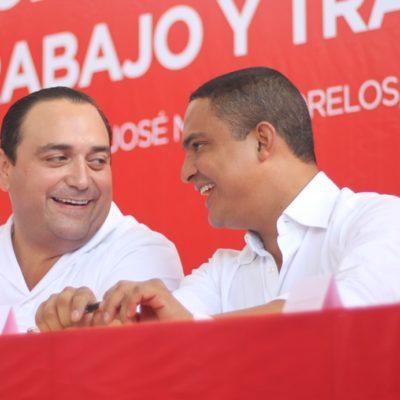"""""""TENEMOS QUE SER CONGRUENTES"""": Dice Raymundo King que promoverá se sancione a Borge si giran orden de aprehensión en su contra"""
