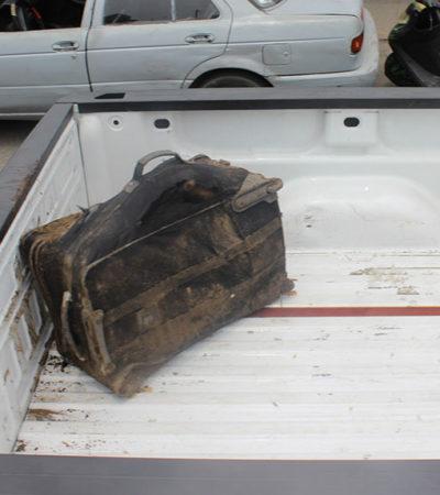 MATAN A MUJER EN TABASCO: Un militar asesina y enmaleta a su pareja en Centla