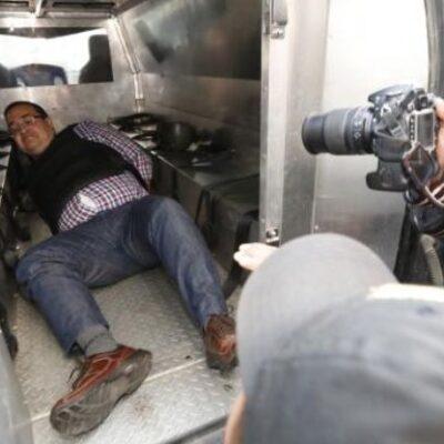 SE BURLAN Y HUMILLAN A DUARTE EN GUATEMALA: Mano vengadora da 'zape' al ex Gobernador de Veracruz