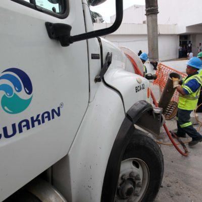 Dice PRD haber ganado 9 de 35 amparos contra abusos de Aguakán; la empresa lo rechaza