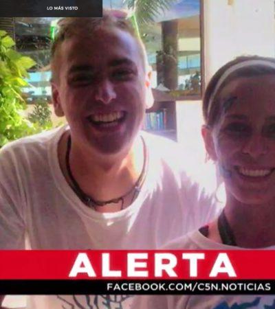 """""""AGARREN AL DELINCUENTE QUE LA MATÓ"""": Familiares de joven argentina asesinada en Playa piden justicia"""