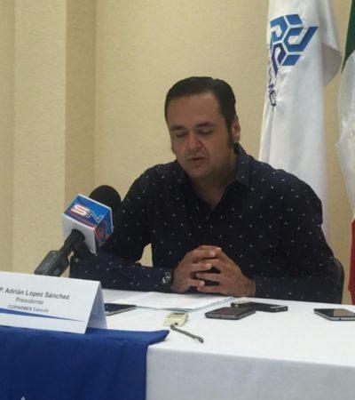 Cancún vive fuertes contrastes a sus 47 años: Coparmex