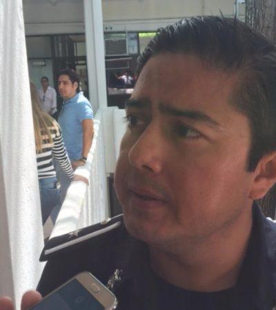 En operativo contra motociclistas en Cancún, hallan unidades robadas, pero no armas, dice jefe policiaco