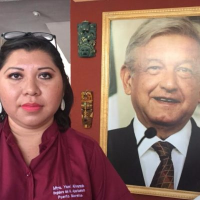Acusa regidora de Morena intento de venta ilegal de una parte del Jardín Botánico de Puerto Morelos