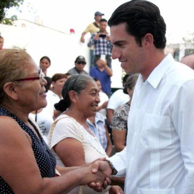 Anuncia Alcalde obras para las regiones 76, 77, 237 y 240 de Cancún
