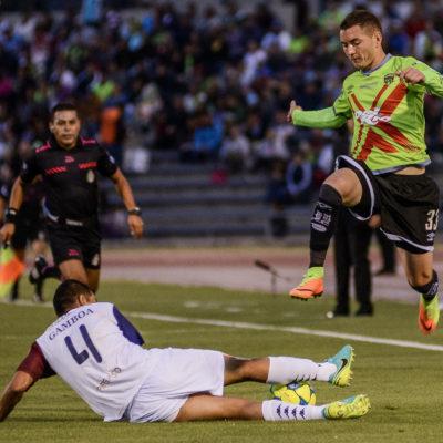 Con una pifia arbitral, empatan al Potro en Juárez 1-1