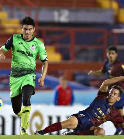 SE ESFUMA EL SUEÑO DE LA LIGUILLA: Atlante empata a cero goles antes Cimarrones