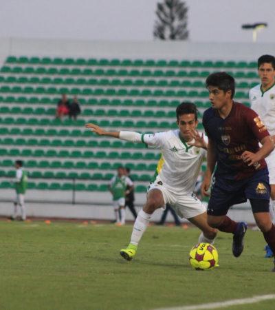 SE DESPIDE ATLANTE DE LA CLAUSURA: Potros caen 2-0 ante los Loros de Colima